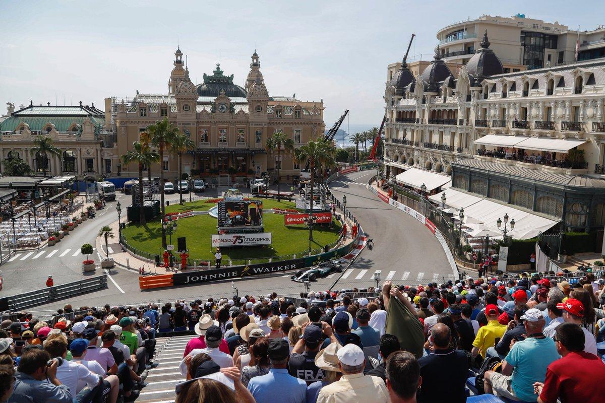 Menanti Kegilaan di Kualifikasi GP Monaco