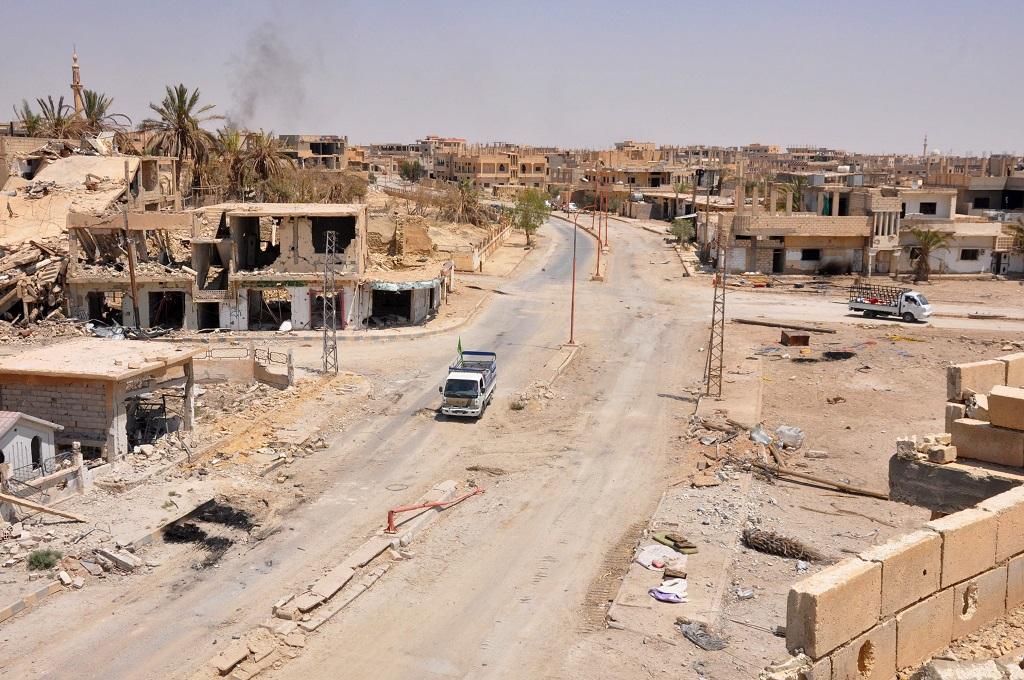 Serangan ISIS Tewaskan 26 Milisi Pro Suriah