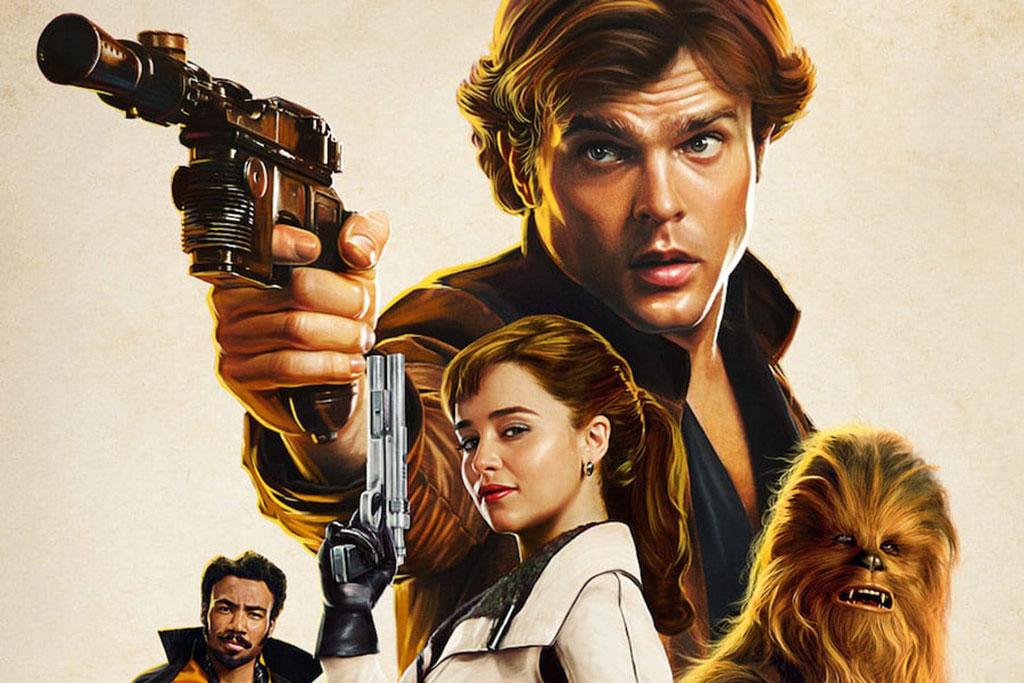 George Lucas Arahkan Satu Adegan untuk Film Han Solo