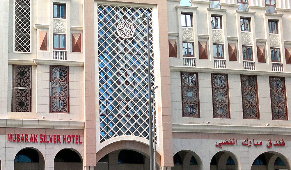 Lift Hotel di Madinah Ambruk, Dua WNI Terluka