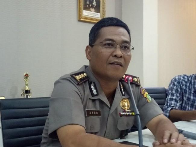 Polisi Tangkap Remaja Pengancam Jokowi