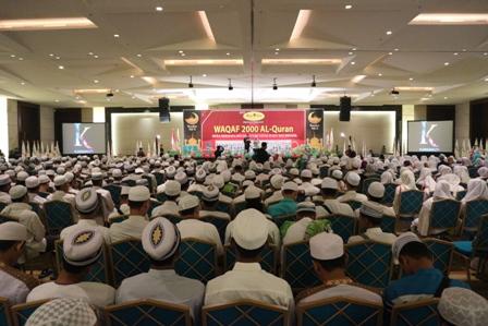 Ramadan, Kuningan City Bagikan Santunan untuk Yatim dan Duafa