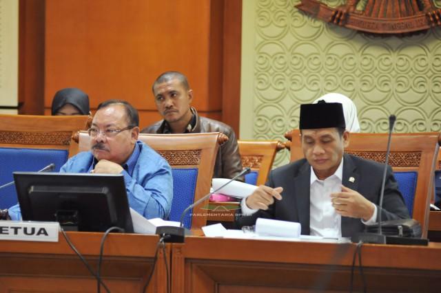 Pansus Bangun Konstruksi Hukum Baru pada UU Terorisme
