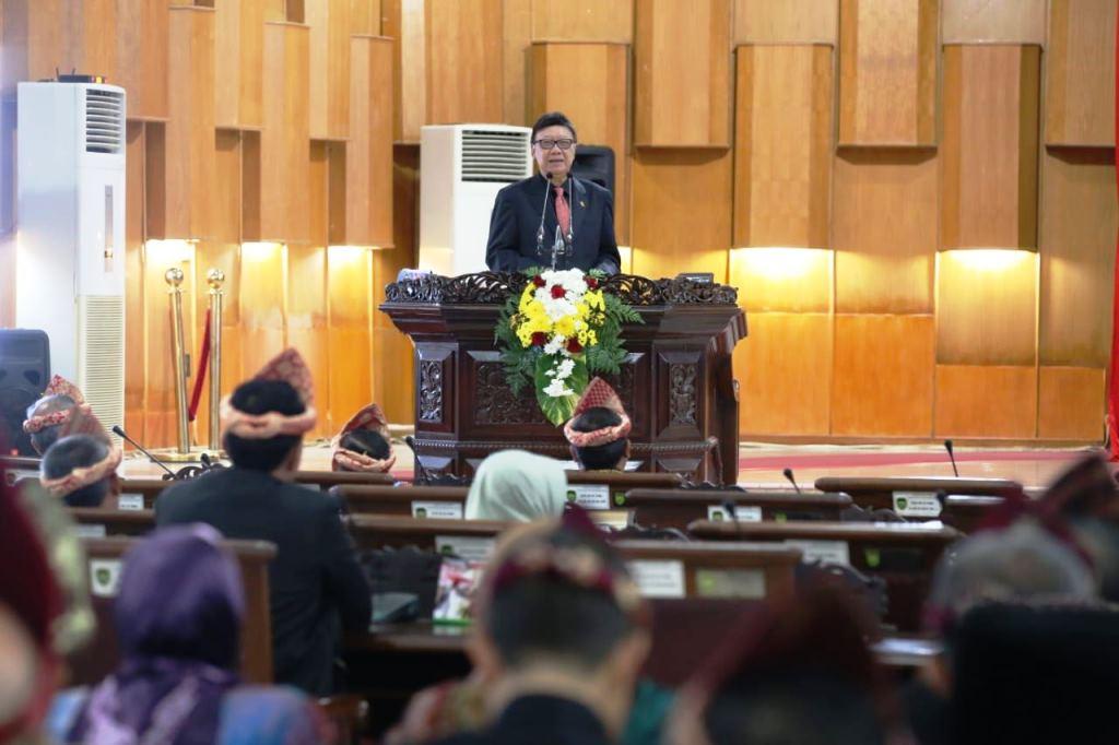 Kepala Daerah se-Indonesia Diminta Ikut Sukseskan Asian Games 2018