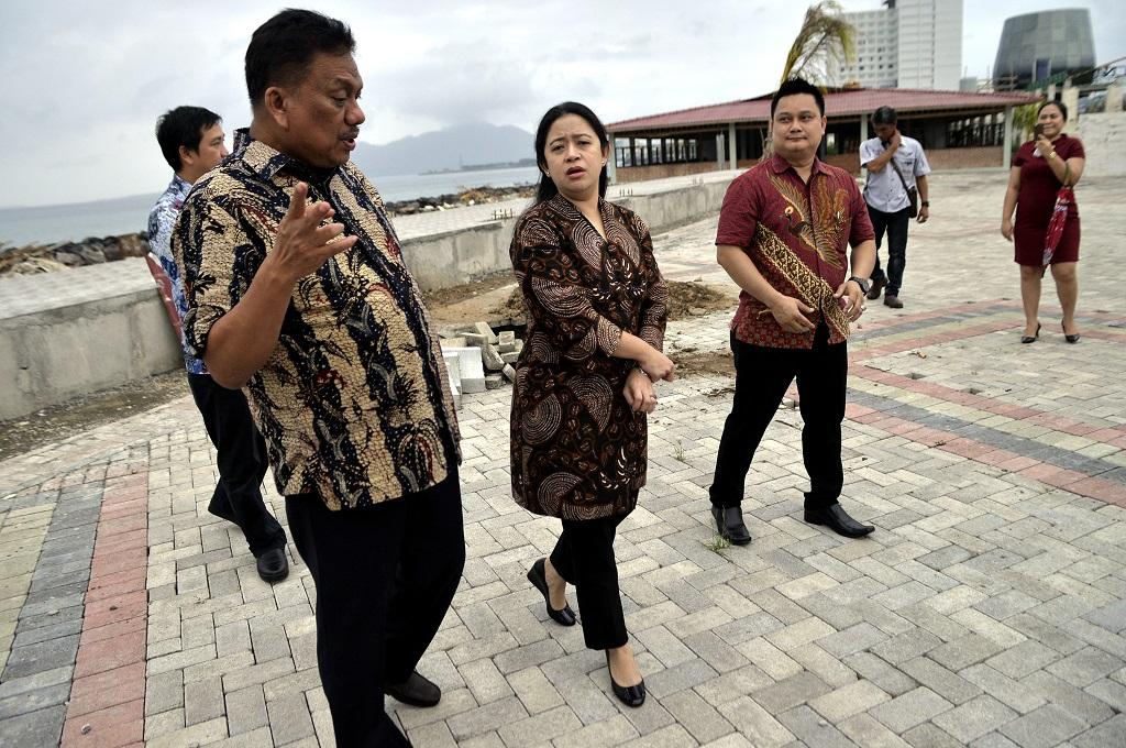 Gubernur Sulut Berjanji Rehabilitasi Makam Tokoh Muslim