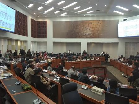 DPR Sepakat Frasa Motif Politik Masuk Definisi Terorisme