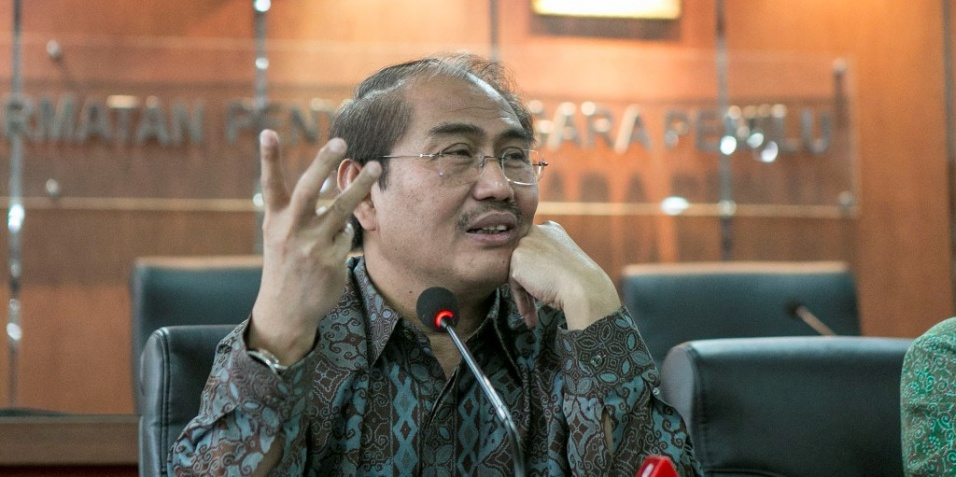Jimly Asshiddiqie Usulkan <i>Database</i> Mubalig