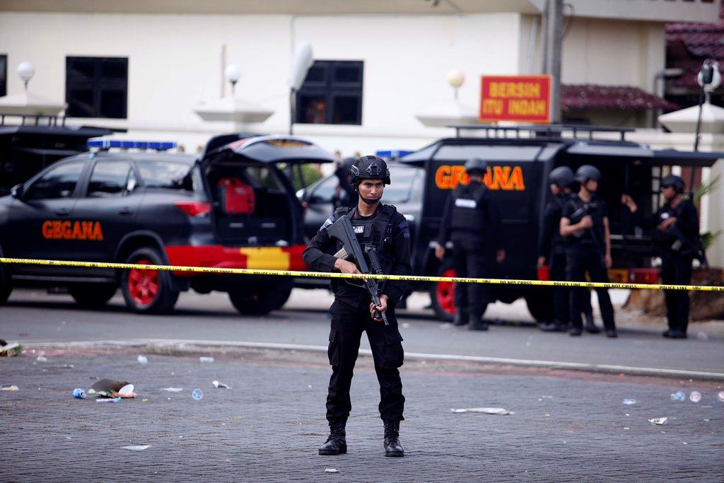 Sistem Keamanan Maksimum untuk Lapas Terorisme