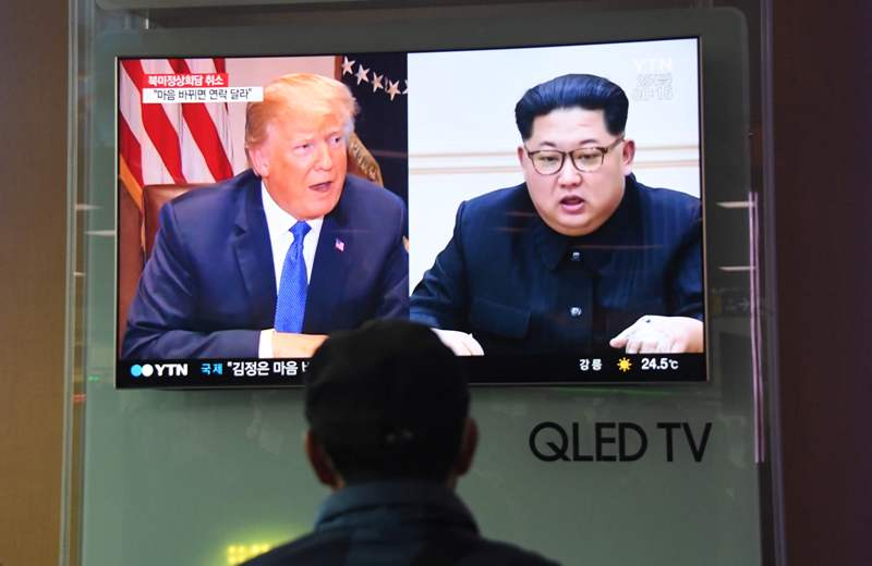 Singapura Sesalkan Batalnya Pertemuan Trump dan Kim Jong-un