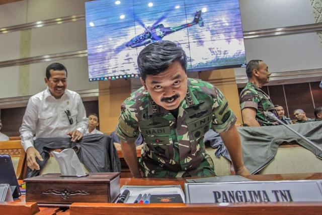 UU Antiterorisme Disahkan, TNI Lebih Leluasa Bergerak