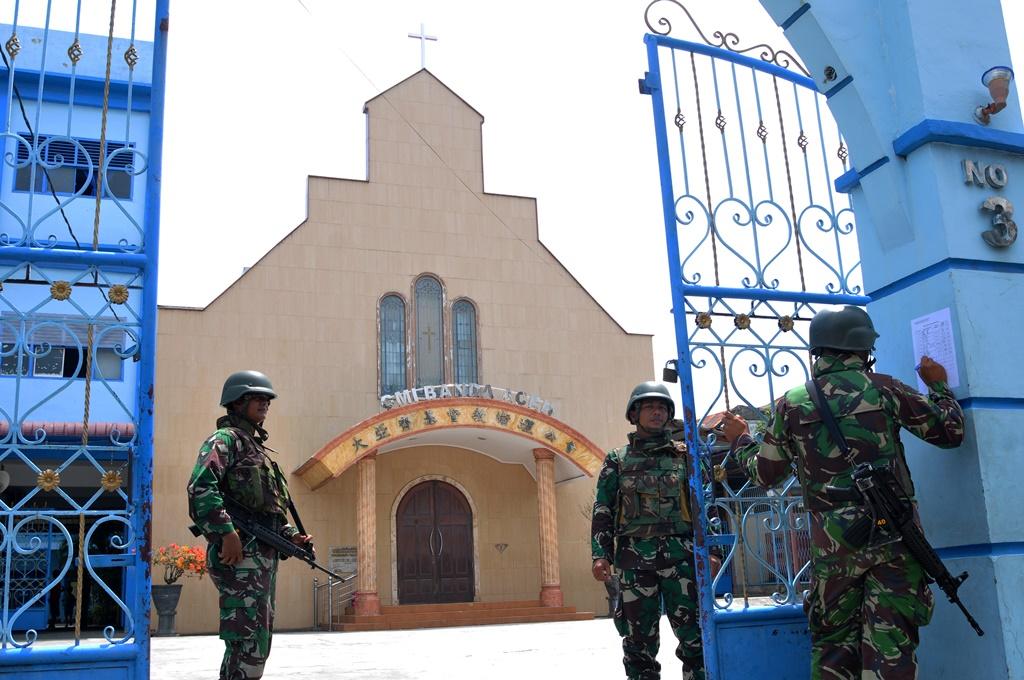 Pelibatan TNI dalam Penanggulangan Terorisme Perlu Diperinci