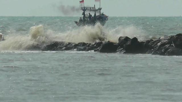 Gelombang Laut Jawa Tinggi, Nelayan Diminta tak Melaut