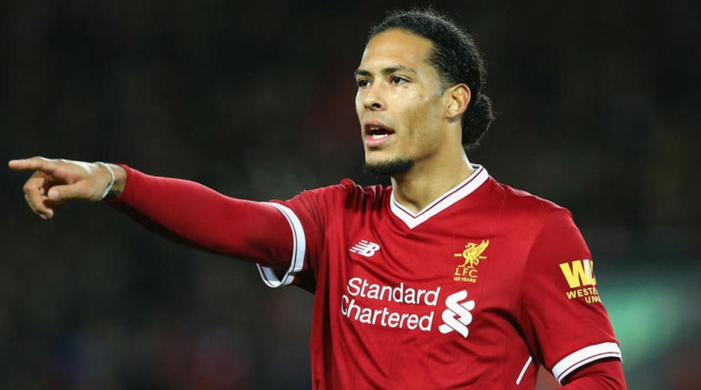 Van Dijk: Liverpool Tim Saya, Anfield Rumah Saya