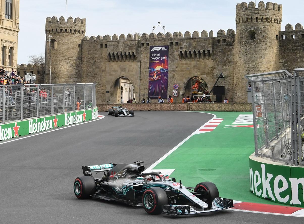 Miami Takkan Gantikan Baku untuk F1 2019