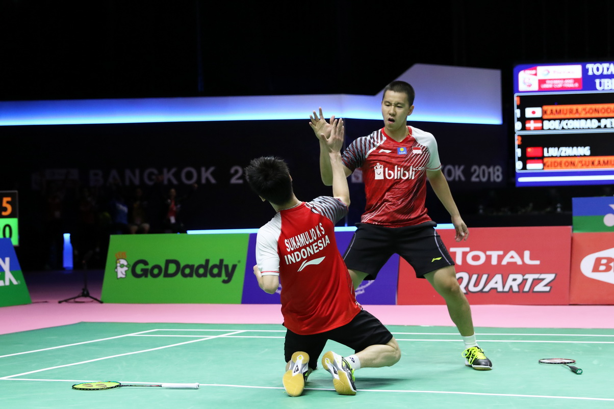 Tersingkir di Semifinal, Susy Susanti Soroti Konsistensi Tim Thomas Indonesia
