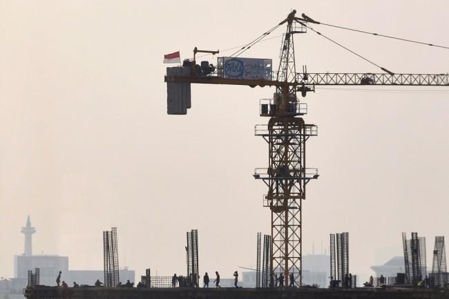 KSP Sebut Proyek Infrastruktur <i>On Track</i>