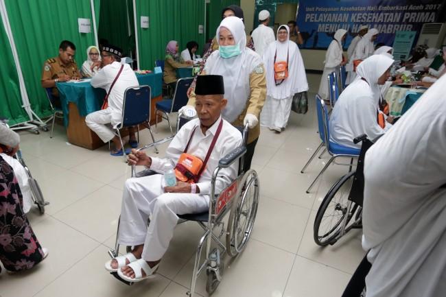 Petugas Haji Diminta Fokus Melayani Jemaah