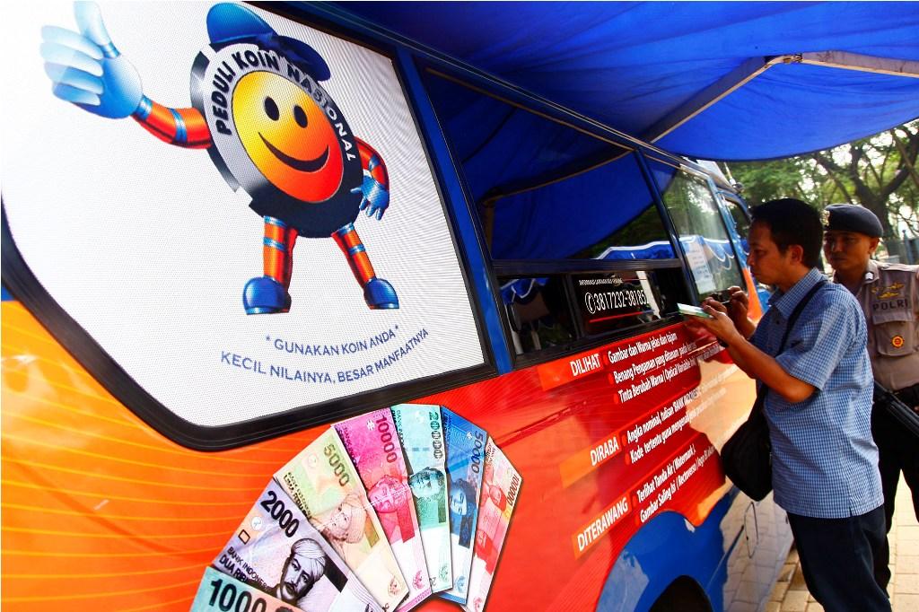 BI Bali Batasi Penukaran Uang di Rp4,4 Juta