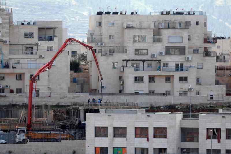 Warga Palestina Minta Rumah Mereka tak Dihancurkan Israel