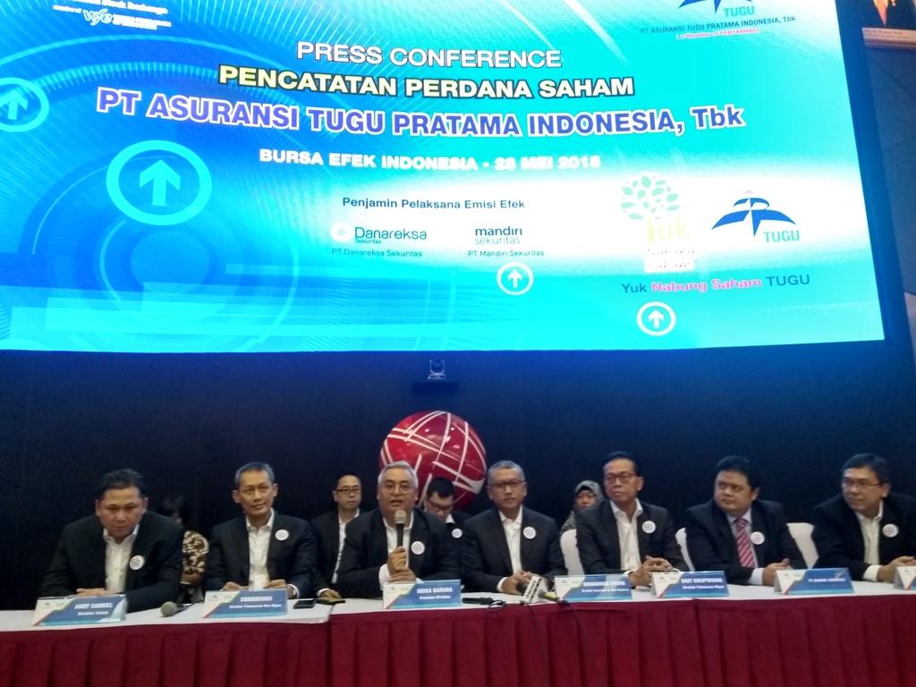 Asuransi Tugu Pratama IPO untuk Kembangkan Ritel