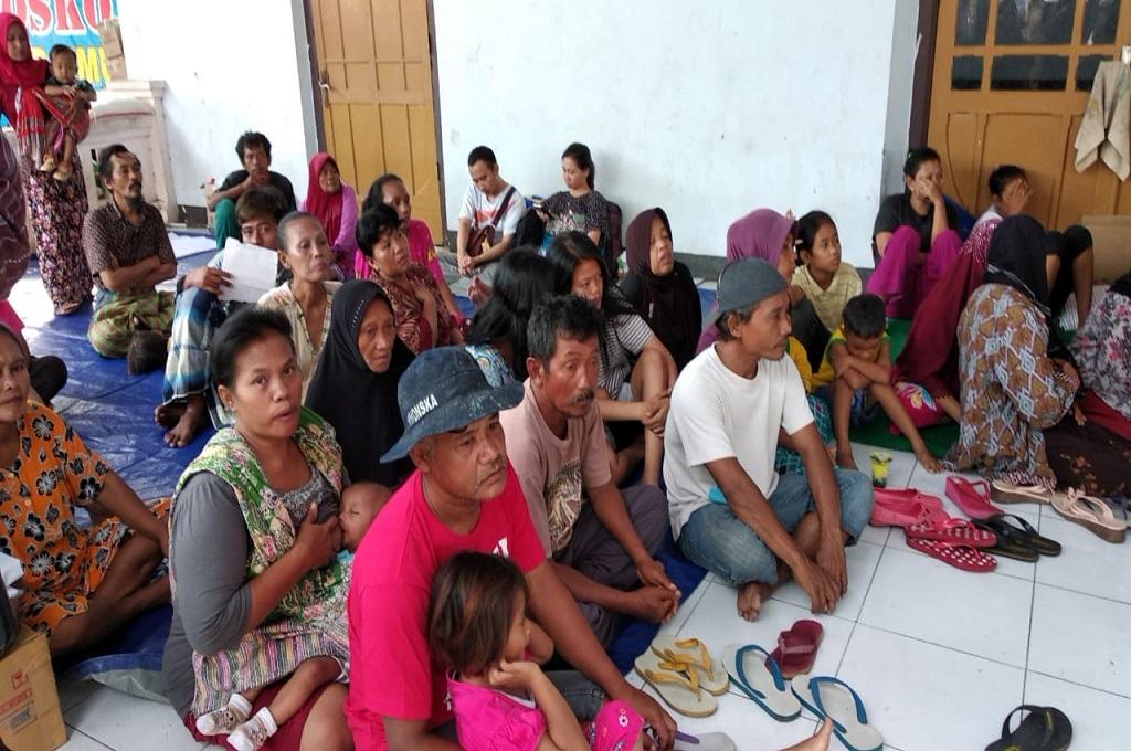 Sepekan Banjir, Ribuan Warga di Pekalongan masih Mengungsi