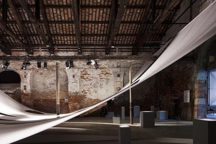 Kertas Putih Indonesia di Venice Architecture Biennale 2018