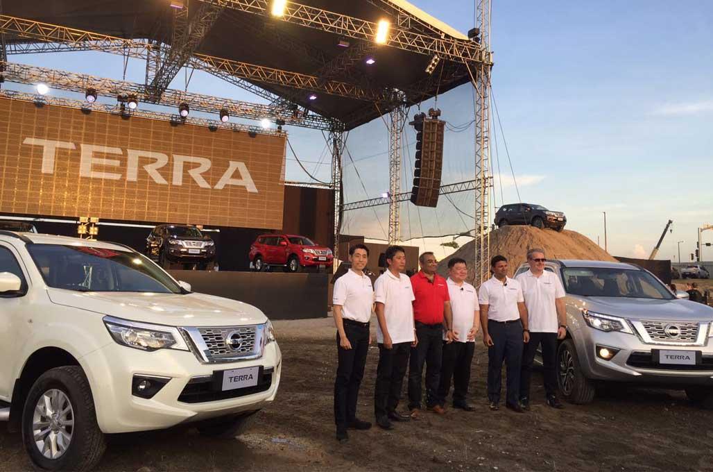Nissan Terra Meluncur di Filipina, Indonesia Menyusul