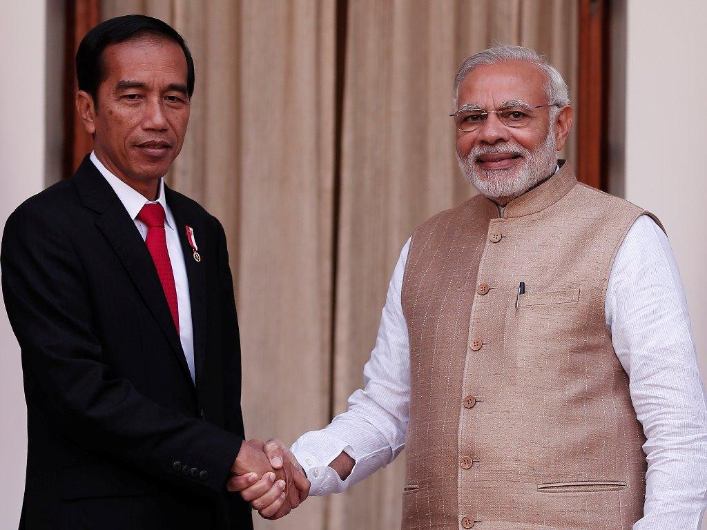 Konsep Indo-Pasifik Indonesia dan India Serupa