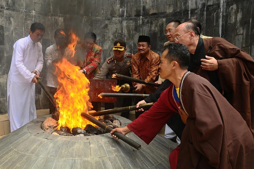 Menag akan Menghadiri Perayaan Waisak di Borobudur