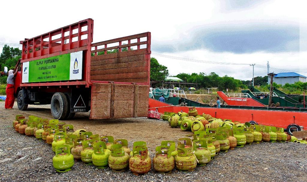 Persediaan Gas Bersubsidi di Sukabumi Ditambah 200%