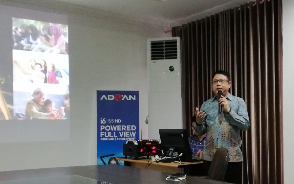 Advan Ingin Buat Experience Zone Demi Perbaiki Citra Lokal
