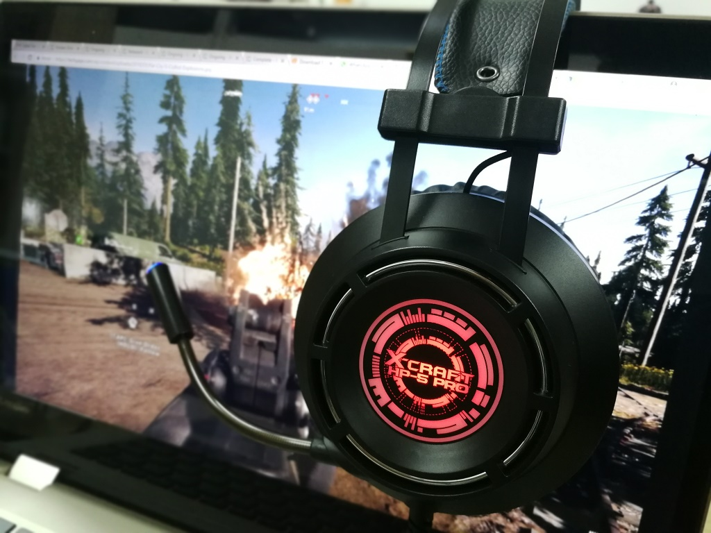 Alcatroz X-Craft HP 5 Pro, Kelas Gaming Surround Terjangkau