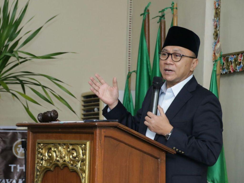 Ketua MPR Imbau Ormas Perempuan Islam jadi Pelopor Antipolitik Transaksional