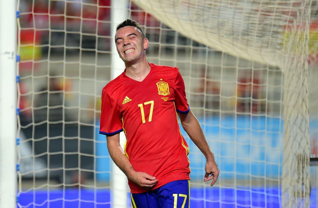 Aspas Bicara dengan Morata Soal Timnas Spanyol
