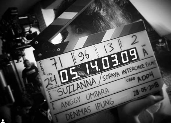 Remake Film Horor Suzzanna Mulai Proses Syuting