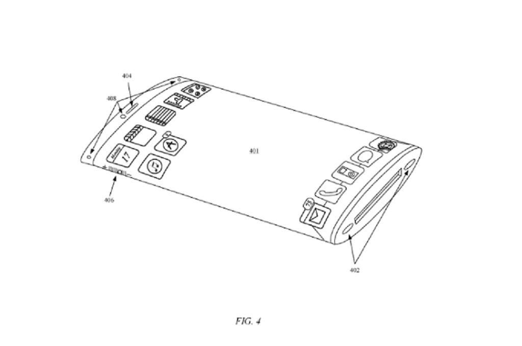 Paten Baru Apple Tunjukkan Layar Unik untuk iPhone Selanjutnya