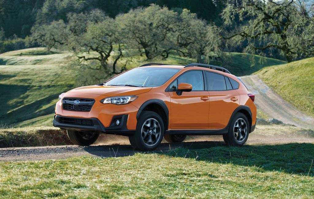 <i>Crossover</i> Subaru Comot Teknologi Hybrid Toyota