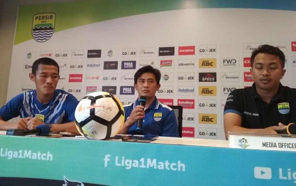 Persib tanpa Empat Pilar Melawan Bhayangkara FC