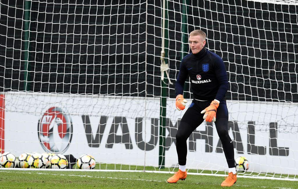 Jelang Piala Dunia, Timnas Inggris Asah Kemampuan Penalti