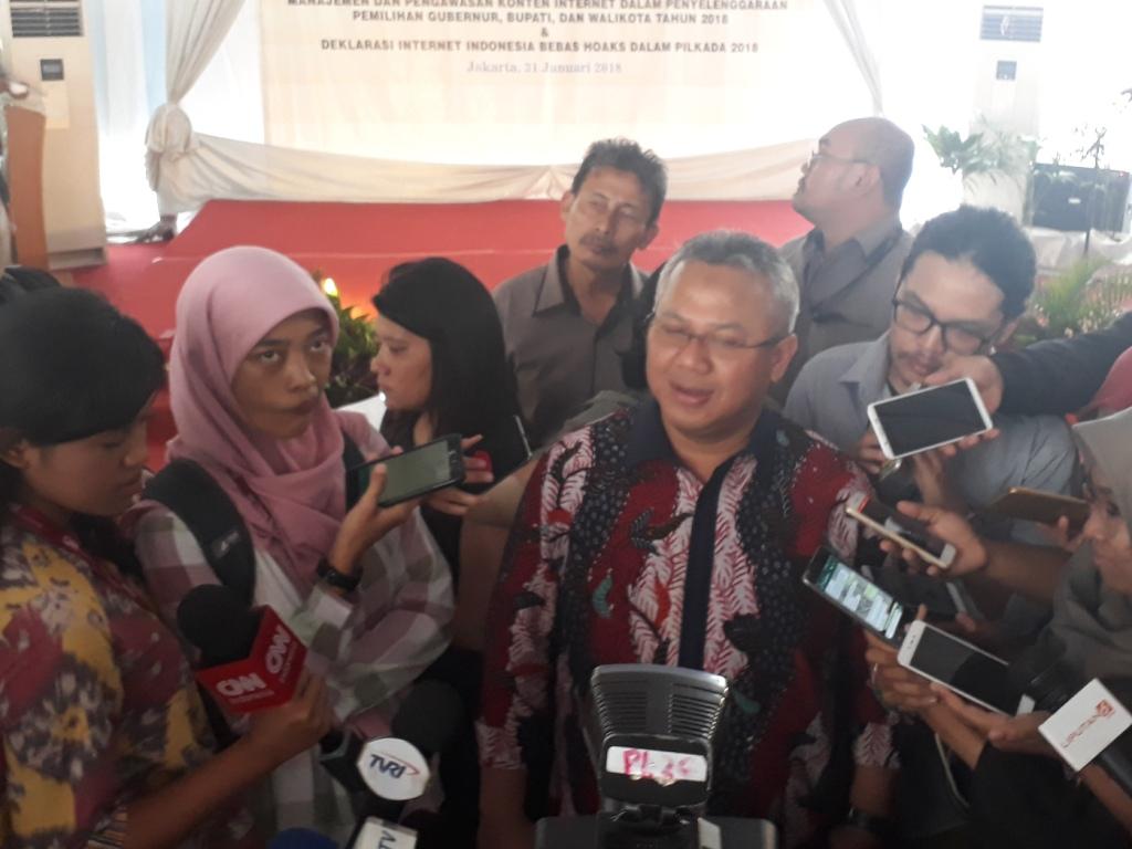 KPU Tangkap Ide Jokowi