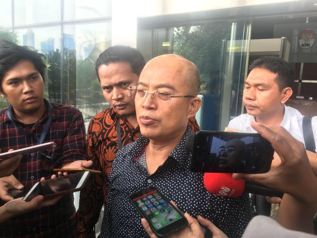KPK Cecar Wabup Bengkulu Selatan Soal Sistem Perizinan Proyek