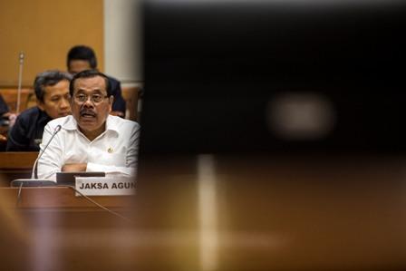 Jaksa Agung Sebut Ada Faksi di Internal KPK