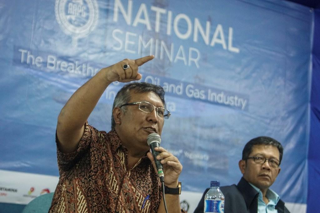Kembali ke Pertamina, Ahmad Bambang Jadi Komisaris
