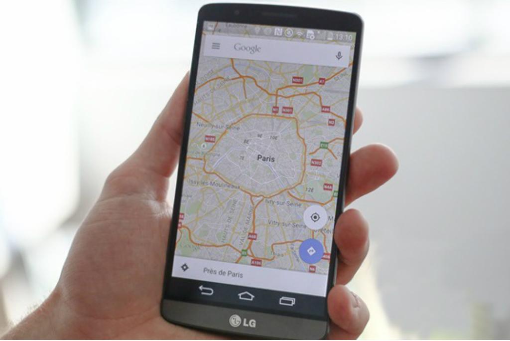 Google Maps Android dan iOS Permudah Buka Ulasan Lokasi