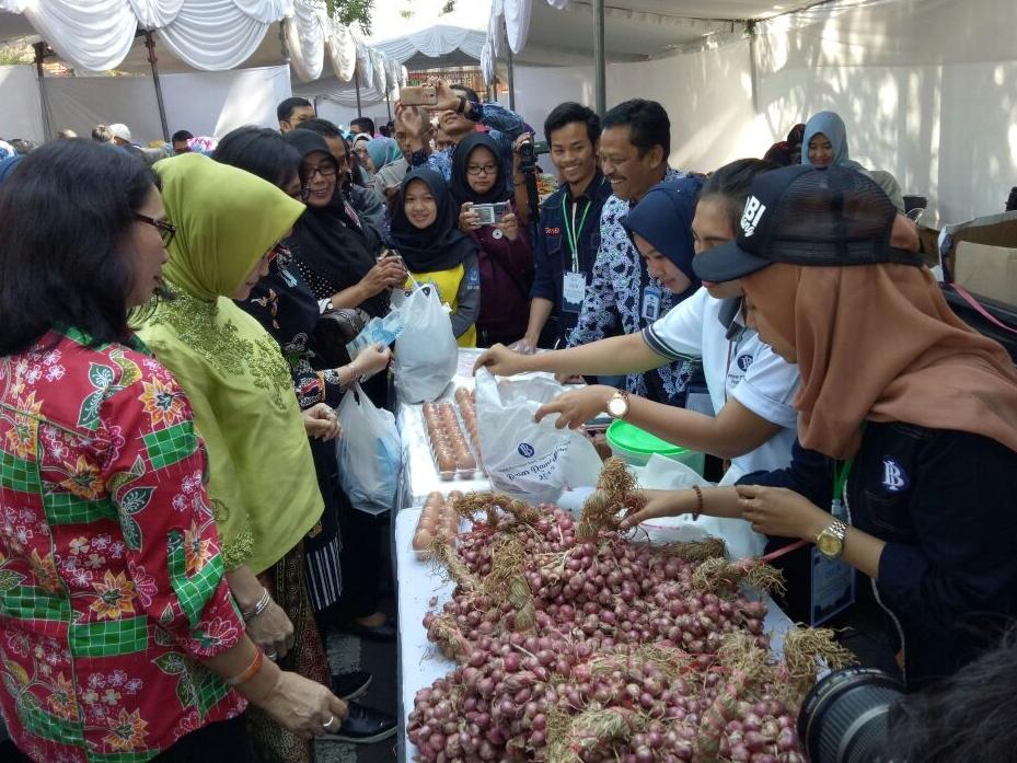 Pemkot Malang Gelar Pasar Murah
