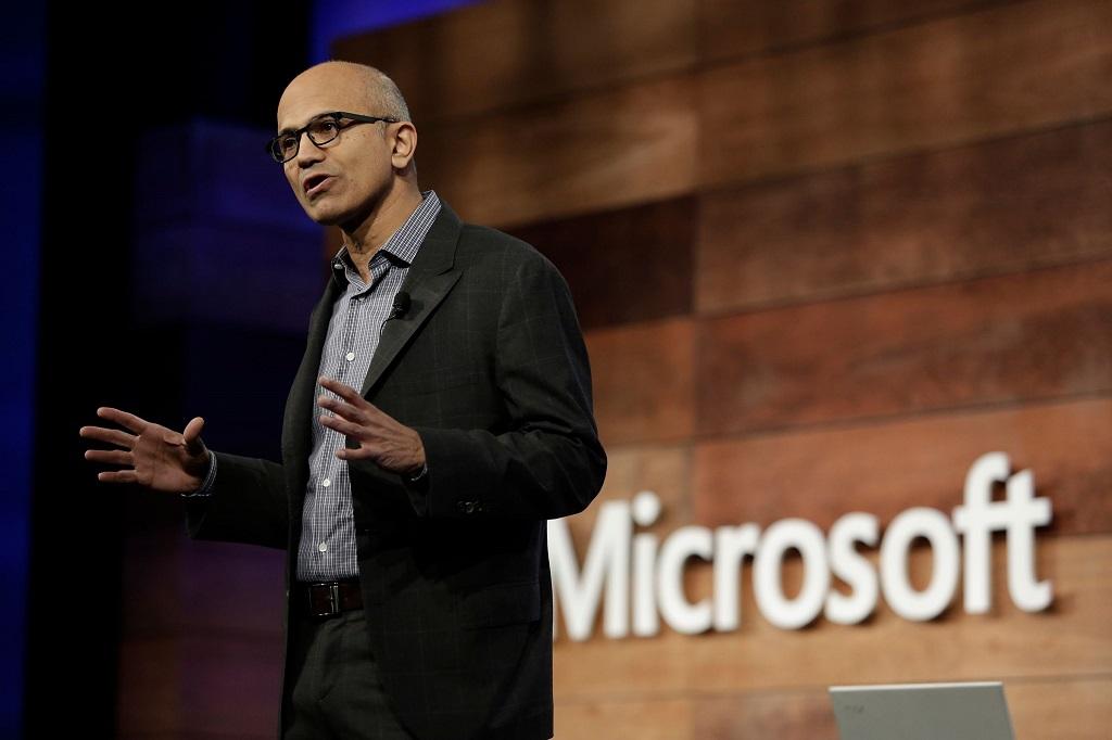 Kalahkan Google, Microsoft Jadi Perusahaan Terbesar Ketiga Dunia