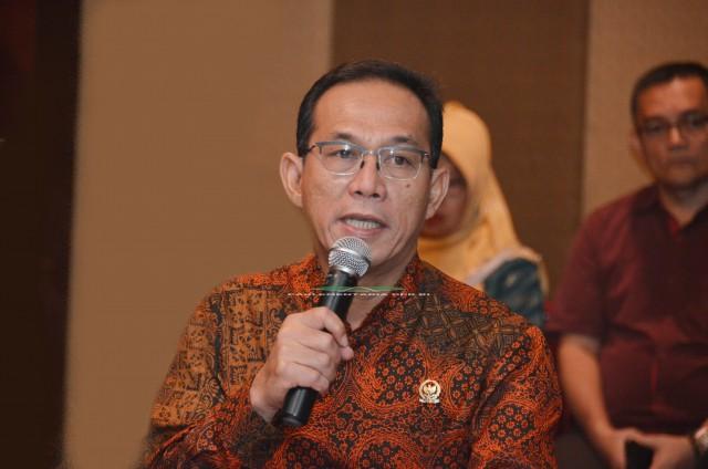 Komisi VII Tinjau Kinerja Kementerian ESDM Triwulan I