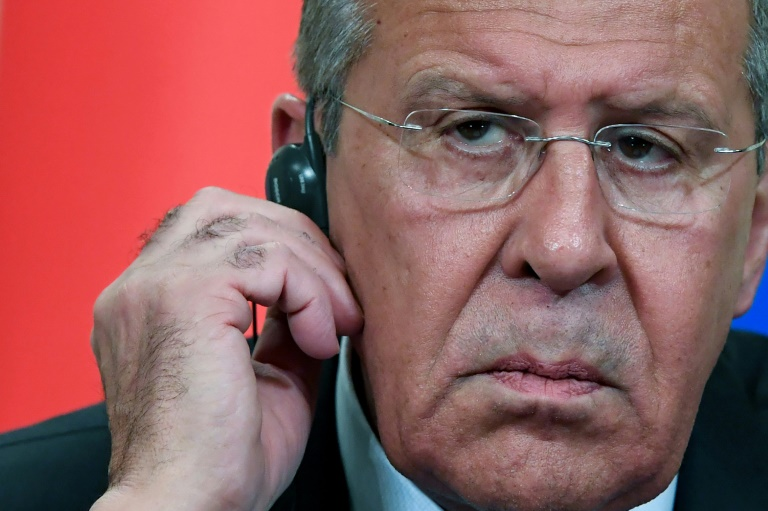 Russian Foreign Minister Lavrov in Pyongyang: KCNA