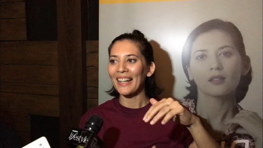 Hannah Al Rashid Kaget Ditawari Main Film Aruna dan Lidahnya