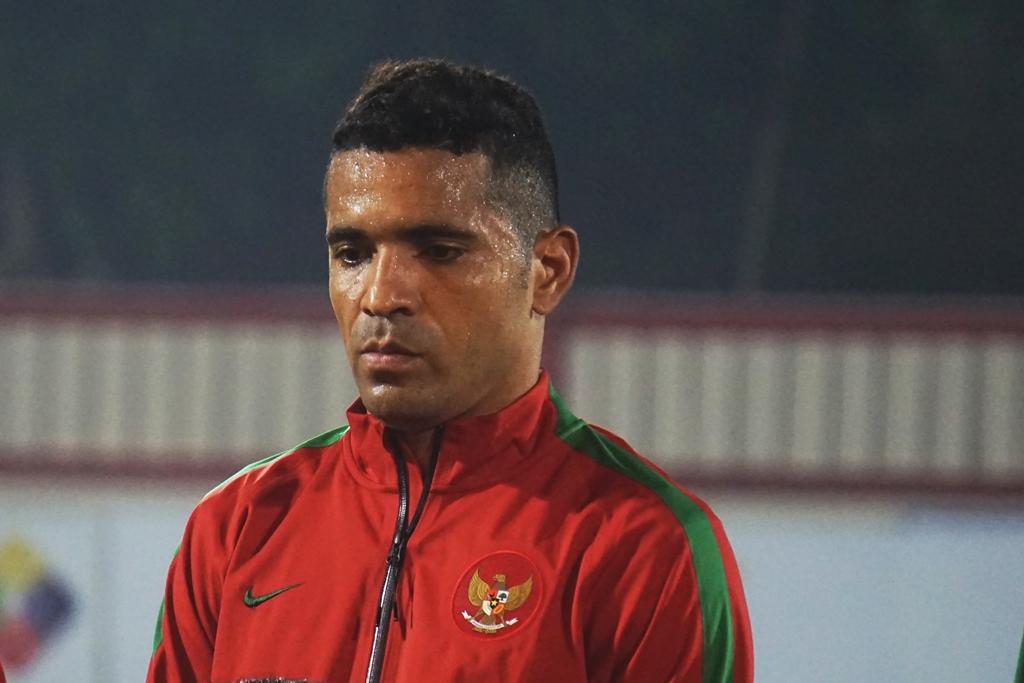 Alberto Goncalves Sedih dengan Debutnya bersama Timnas